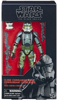 Star Wars The Black Series: Clone Commander Gree - Exclusive!